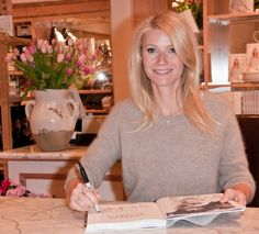 Gwyneth Paltrow launches new cookbook