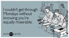 Monday Monday....