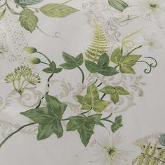 Dorma Botanical Garden Digitally Printed 100 Cotton Duvet