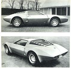 1969 Chevrolet Corvette XP-882 Prototype