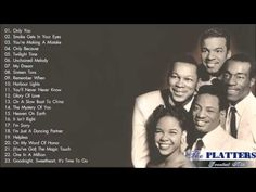 The Platters Greatest Hits (Full Album) | The Best Of The Platters Songs - YouTube