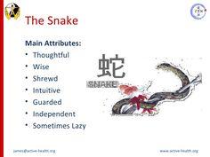 Chinese zodiac snake