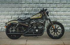 Harley-Davidson apresenta nova linha Sportster no Brasil
