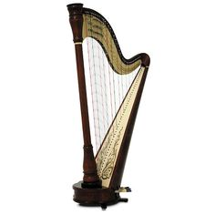 Photo Harpe Camac 47 cordes » Instruments de Musique - Annonce... ❤ liked on Polyvore featuring music, instruments, fillers, furniture and accessories