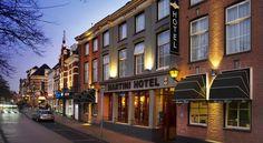 泊ってみたいホテル・HOTEL|オランダ>フローニンゲン>鉄道駅まで徒歩10分、フローニンゲン博物館まで徒歩ですぐです。>マルティーニ ホテル センター(Martini Hotel Centre)