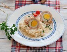 Eier im Nest » Kochrezepte von Kochen & Küche Eggs, Breakfast, Food, Meat Rubs, Recipes With Eggs, Easy Meals, Chef Recipes, Food And Drinks, Morning Coffee