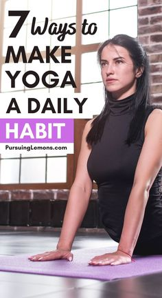 7 Ways To Make Yoga A Daily Habit | Having a daily yoga habit allows you to reap all the benefits of yoga. Here are 7 tips that will help you build a habit of doing yoga every day. #habits #yogahabit #yogaforbeginners #yoga #yogapractice yoga poses for beginners INDIAN BEAUTY SAREE PHOTO GALLERY  | I.PINIMG.COM  #EDUCRATSWEB 2020-07-02 i.pinimg.com https://i.pinimg.com/236x/e2/a7/3e/e2a73e0c7274868f87155cee5b82fc21.jpg