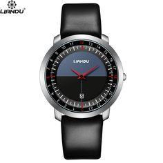 $24.79 (Buy here: https://alitems.com/g/1e8d114494ebda23ff8b16525dc3e8/?i=5&ulp=https%3A%2F%2Fwww.aliexpress.com%2Fitem%2FLIANDU-Hot-Sale-2016-New-Fashion-Business-Men-s-Casual-Watch-PU-Leather-Band-Watches-Men%2F32653849942.html ) LIANDU Hot Sale 2016 New Fashion Business Men's Casual Watch PU Leather Band Watches Men Alloy Dial Quartz Wristwatch Black Hour for just $24.79