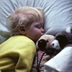 Mütter von Kindern, die früher schlafen, sind gesünder