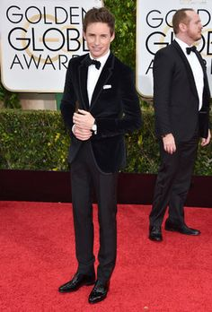 Golden Globes 2015 Red Carpet
