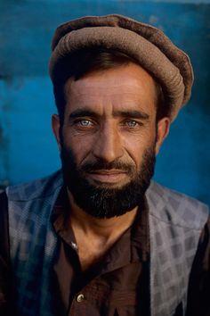 Portraits | Steve McCurry Kabul, Afghanistan