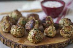 Turkey Zucchini Meatballs   35 Delicious Ways To Use Zucchini