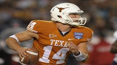 College football rumors: David Ash to be named starting QB for the Texas Longhorns?