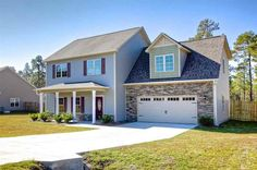 WOW FACTOR FOR THIS NEW CONSTRUCTION!!!  327 Inverness Drive, Hubert, NC   CALL ME TODAY 910-388-6474 Krystal McKay/ Broker  Coldwell Banker Fountain Realty McKay-Homes.com #McKayHomes