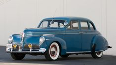 1941 Studebaker Commander Cruising Sedan
