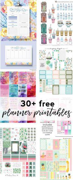 173 Best Planner  Journal Ideas images in 2018 Calendar, Punch