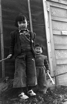 Tule Lake, March 1944.