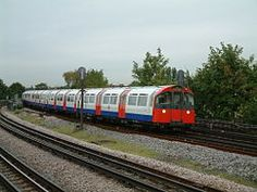 London Underground Train, Tube Train, British Rail, London Transport, Electric Locomotive, Trolley, Brooklyn, Transportation, Travel