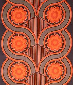 70s textile design