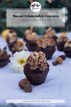 Was wäre der Herbst ohne Maroni? Wer weiß, ob man dieses Jahr die warmen Edelkastanien am Christkindlmarkt genießen kann, doch in der Küche (oder an jedem anderen Ort) können sie auf jeden Fall köstlich verspeist werden. Diese kleinen Zuckerstücke sind, wie fast alle meine Rezepte, glutenfrei und ein wahrhaftiger Balsam für die Seele. Ich hoffe, jeder Bissen bringt dich einen Schritt näher zu einem zauberhaften Wunschort, wo die Flüsse aus Schokolade sind und das Gras aus Zucker. REZEPT… Gras, Muffin, Breakfast, Food, Cacao Powder, Glutenfree, Autumn, Bakken, Food Food