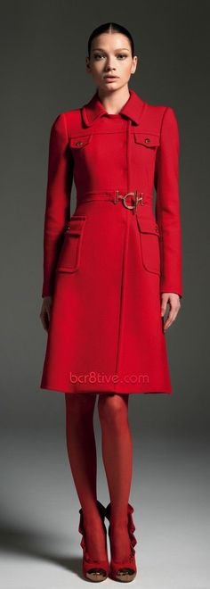 Sophisticated Flair & Style from the Blumarine Fall Winter 2012 – 2013 Main Collection