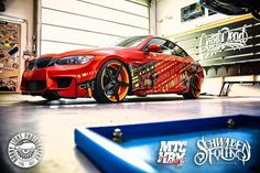 BMW 3er E92 MTCHBXDESIGNS