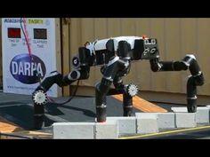 Crazy Engineering: RoboSimian Robot 2015 NASA JPL; DARPA Robotics Challenge https://www.youtube.com/watch?v=GppJGgPOyDU #robotics #robots