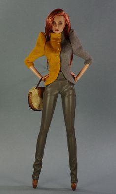 Color Flash part III – fall/2012 - Dagamoart.com – Doll Fashion Studio