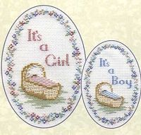Free Cross Stitch Patterns for Babies