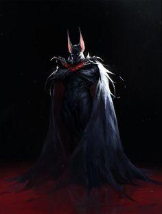 Creepy Animalistic Batman Fan Art Created by Xin Wang — GeekTyrant Batman Et Superman, Batman Fan Art, Batman Robin, Batwoman, Nightwing, Batgirl, Illustration Batman, Sketches, Dark Knight