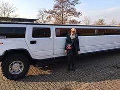 #jubileum #hummerlimo | Limousine huren Friesland
