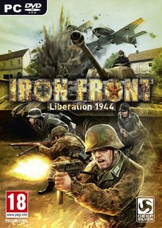 IRON FRONT LIBERATION 1944 Pc Game Free Download Full Version
