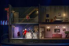 - Premiere night (20 february) / Seara premierei (20 februarie) - Set Design, Lighting Design, Theatre, Opera, Image, Stage Design, Opera House, Stage Equipment, Light Design