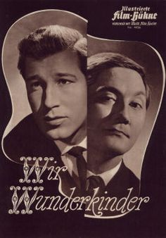 """Wir Wunderkinder"" (1959) Directed by Kurt Hoffmann West Germany 🇩🇪"