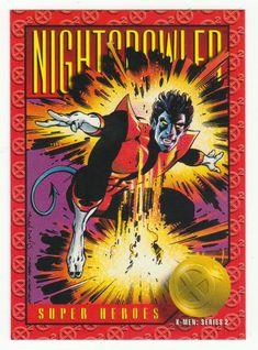 X-Men Series 2 - Nightcrawler # 20 Skybox 1993