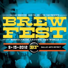 Introducing the Dallas Brew Fest, a Beer-Tasting Event in the Downtown Arts District - City of Ate
