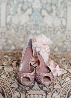 Elizabeth Messina of Kiss The Groom, Wedding Shoes