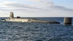 HMS Victorious (Trident Nuclear Submarine) mistakenly veers toward US