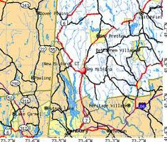 New Milford is a town in Litchfield County, Connecticut, United States, located in Western Connecticut. The town is located 14 miles (23 km) north of Danbury, on the banks of the Housatonic River. It is the largest town in the state in terms of land area at nearly 62 square miles ( km 2).