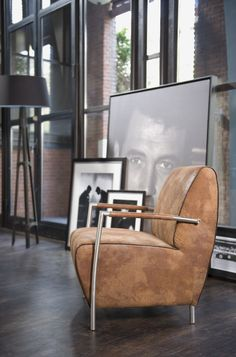 Leather Chair…Hall of Fame