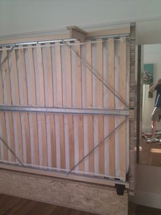 Easy lift folding bed part 960016 this folding bed has for Murphy beds san francisco
