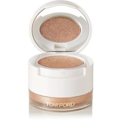 Tom Ford Beauty Cream and Powder Eye Color - Sun Worship ($64) ❤ liked on Polyvore featuring beauty products, makeup, eye makeup, eyeshadow, gold, tom ford eye shadow, tom ford, tom ford eye makeup and tom ford eyeshadow