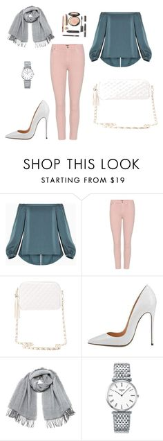 """"""""""" by engineeringmalak ❤ liked on Polyvore featuring BCBGMAXAZRIA, Citizens of Humanity, Charlotte Russe, Vero Moda and Longines"""