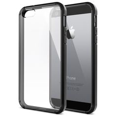 iPhone 5S Case, Spigen® iPhone 5S Case, [AIR CUSHION] [+Screen Shield] ULTRA HYBRID Series [Black] [1 Premium Japanese Screen Protector + 2 Design Graphics Included] Air Cushioned Bumper Case with Scratch-Resistant Clear Back panel for iPhone 5S / 5 - ECO-Friendly Packaging - Black (SGP10515) Spigen http://www.amazon.com/dp/B00E486Q9I/ref=cm_sw_r_pi_dp_wiLLtb0JBNPBZ8KQ