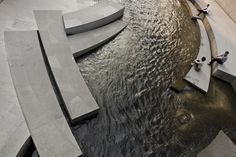 ChonGae Canal Restoration Project - Mikyoung Kim Design Cheonggyecheon River - Seoul, South Korea