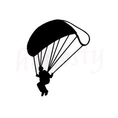 Image result for paragliding drawing