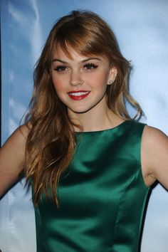 Aimee Teegarden arrives at the NBC Universal 2011 Winter TCA Press Tour All-Star Party at the Langham Huntington Hotel on January 13, 2011 in Pasadena, California. - NBC Universal 2011 Winter TCA Press Tour All-Star Party