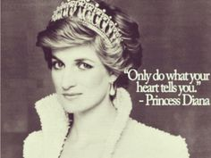 Princess Diana: Such an inspiring woman!