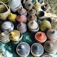 """African baskets"""