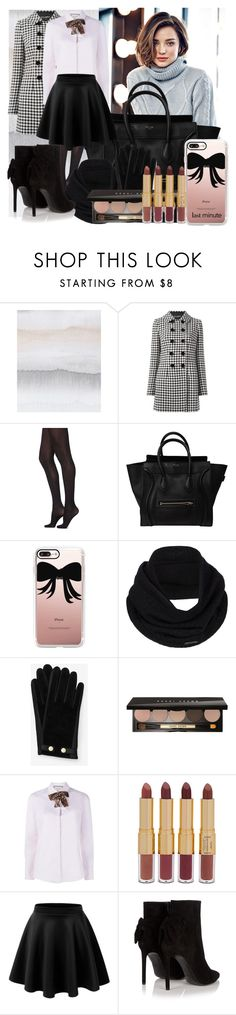 """""""Cantaloa**"""" by maryterojasf ❤ liked on Polyvore featuring WALL, Dolce&Gabbana, With Love From CA, Kerr®, CÉLINE, Casetify, prAna, Ted Baker, Bobbi Brown Cosmetics and Gucci"""